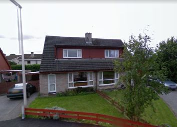 Thumbnail 3 bedroom semi-detached house to rent in 4 Thornhill Place, Forres