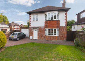 Thumbnail 3 bed detached house for sale in Roding View, Buckhurst Hill
