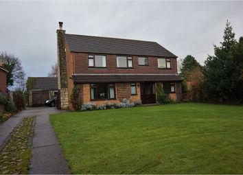 Thumbnail 4 bed detached house for sale in Church Street, Wragby