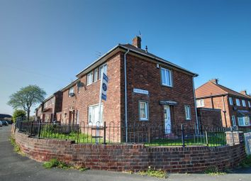 Thumbnail 3 bedroom semi-detached house for sale in Dovedale Avenue, Blyth