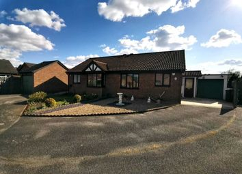 Thumbnail 2 bed semi-detached bungalow for sale in Osborne Close, Lincoln