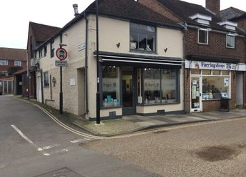 Thumbnail Retail premises for sale in St. Johns Close, Midhurst