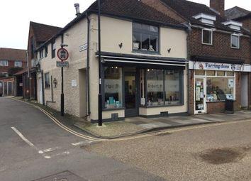 Thumbnail Retail premises for sale in St. Johns Close, Midhurst