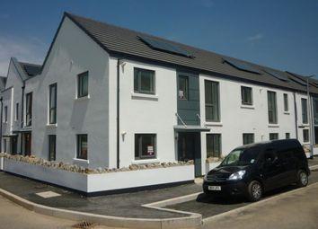 Thumbnail 2 bed flat to rent in Brunton Road, Pool, Redruth
