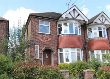 Thumbnail 3 bedroom maisonette for sale in Endlebury Road, North Chingford, London