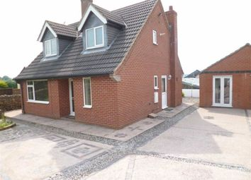 Thumbnail 3 bed detached bungalow for sale in Randles Lane, Wetley Rocks, Staffordshire