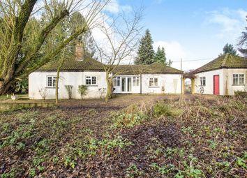 Thumbnail 3 bedroom detached house for sale in Weasenham Road, Great Massingham, King's Lynn
