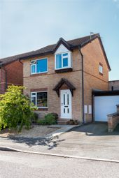 Thumbnail 4 bed detached house for sale in Jeffery Court, Bristol