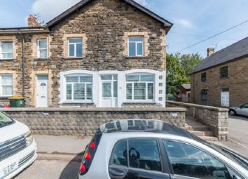 Thumbnail 3 bed end terrace house for sale in Tregwilym Road, Rogerstone, Newport.