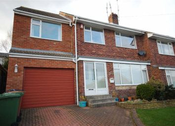 Thumbnail 4 bed property to rent in Highside Drive, Sunderland