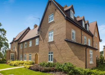 Thumbnail 2 bedroom flat for sale in Gatekeeper Walk, Little Paxton, St. Neots