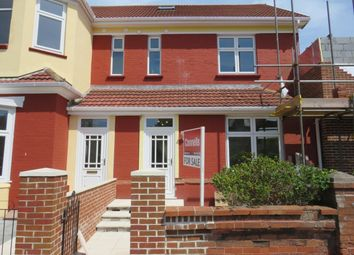 Thumbnail 4 bed property to rent in Midvale Road, Paignton
