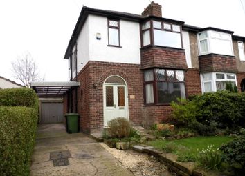Thumbnail 3 bed semi-detached house for sale in 34 Knowe Road, Carlisle, Cumbria