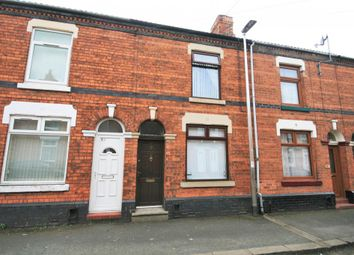 Thumbnail 3 bed terraced house for sale in Audley Street, Crewe