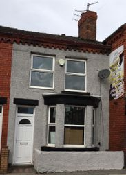 Thumbnail 3 bed terraced house to rent in Derby Road, Birkenhead, Merseyside