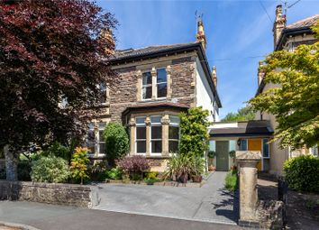 Thumbnail 5 bed semi-detached house for sale in Logan Road, Bishopston, Bristol