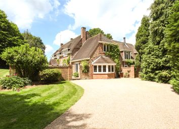 Thumbnail 4 bedroom detached house for sale in Westwood Road, Windlesham, Surrey