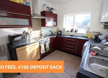 Thumbnail 4 bed terraced house to rent in Canada Road, Heath, Cardiff.