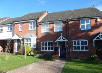 Thumbnail 2 bed terraced house to rent in Victoria Gardens, Lichfield