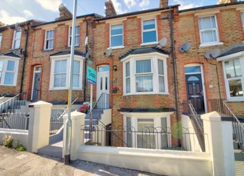 3 bed terraced house for sale in Percy Road, Ramsgate CT11