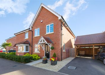 Thumbnail 3 bed semi-detached house for sale in Oak Crescent, Wickford, Essex