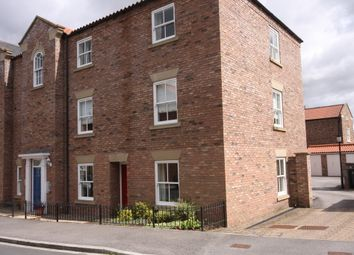 Thumbnail 2 bedroom flat to rent in Wilkinsons Court, Easingwold, York