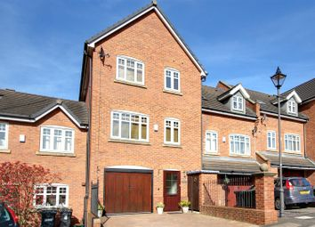 Thumbnail 3 bed town house for sale in Linden Place, Mapperley, Nottingham