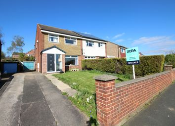 Thumbnail 3 bedroom semi-detached house for sale in Haigh Side Drive, Rothwell, Leeds