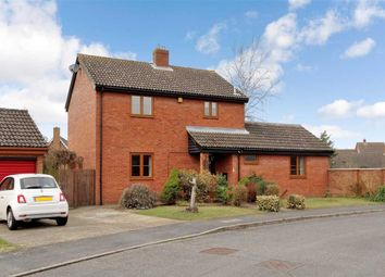 Thumbnail 4 bedroom detached house for sale in Forest Lane, Martlesham Heath, Ipswich