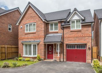 Thumbnail 4 bed property for sale in Bradley Hall Trading, Bradley Lane, Standish, Wigan
