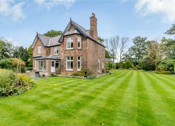 Thumbnail 4 bed detached house for sale in Northallerton Road, Brompton, Northallerton, North Yorkshire