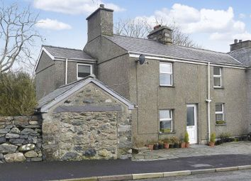 Thumbnail 3 bed semi-detached house for sale in Garndolbenmaen
