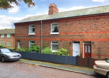 Thumbnail 2 bed terraced house for sale in 3 Railway Cottages, Station Road, Cotes Heath, Staffordshire