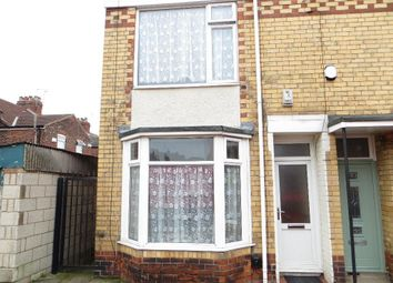 Thumbnail 2 bed end terrace house for sale in Exmouth Street, Hull