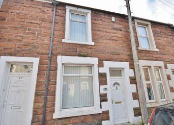 Thumbnail 2 bed terraced house for sale in Hartington Street, Workington