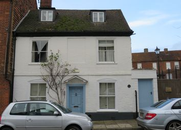Thumbnail 4 bed town house for sale in St. Ann Street, Salisbury