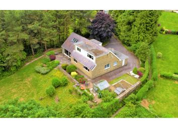 Thumbnail 4 bed detached house for sale in Water Hill Lane, Halifax