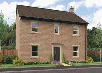 "Thumbnail 4 bed detached house for sale in ""Buchan Da"" at Grove Road, Boston Spa, Wetherby"