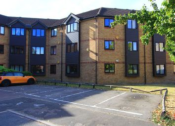 Thumbnail 1 bedroom flat for sale in Messant Close, Harold Wood, Romford, London
