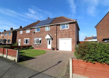Thumbnail 4 bed semi-detached house for sale in Malpas Road, Northwich