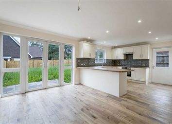 Thumbnail 4 bed detached house for sale in Hillyfield Rise, Ashford, Kent
