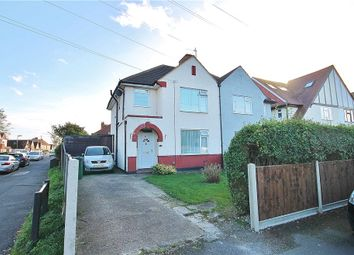 Thumbnail 3 bed semi-detached house for sale in Feltham Road, Ashford, Surrey
