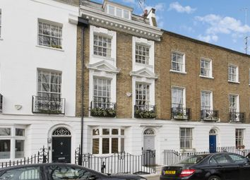 Thumbnail 4 bedroom terraced house for sale in Pembroke Square, London