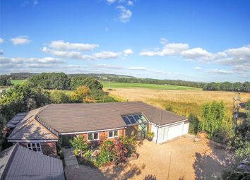 Thumbnail 4 bedroom detached house for sale in West Ashling Road, Hambrook, Chichester, West Sussex