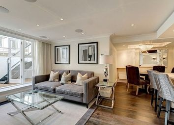 Thumbnail 2 bed flat to rent in Peony Court, 13 Park Walk, Chelsea, London