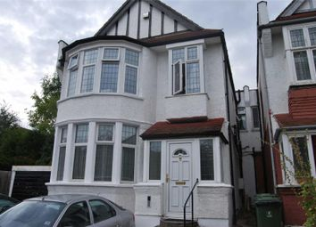 Thumbnail 1 bed flat to rent in St Georges Road, Palmers Green, London