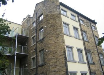 Thumbnail 1 bedroom flat to rent in Ruby House Dyson Street, Bradford Leeds