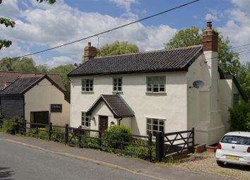 Thumbnail 4 bedroom detached house for sale in Westhorpe Road, Finningham, Stowmarket
