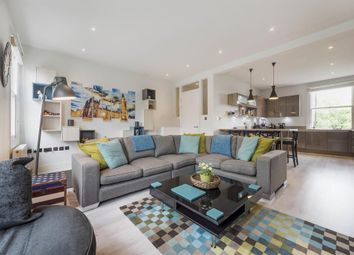Thumbnail 3 bed flat to rent in Sherriff Road, West Hampstead