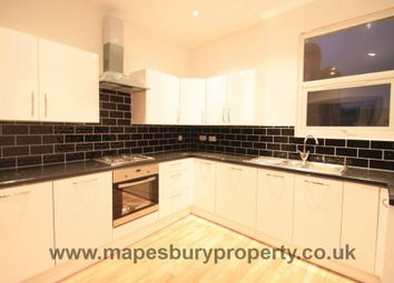 Thumbnail 3 bed flat to rent in Huddlestone Road, Willesden Green